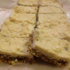 Yummy lime squares by @Ricki Heller  #dessert http://instagram.com/p/kx2SiXGZvH/