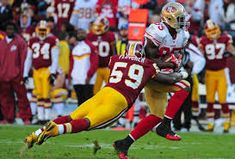 San Francisco49ers vs Washington Redskins live stream free Watch Nfl Live, Nfl Redzone, Thursday Night Football, Nfl Network, Washington Redskins, Cowboys, Sports, Sport