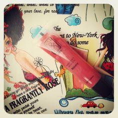 błyszczyk do ust różany eko #lips #naturalcosmetics #rose #patandrub #glosses