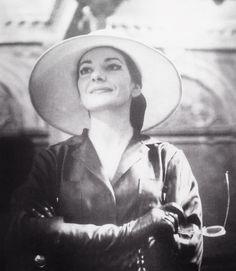 1000 images about ff maria callas on pinterest maria - Casta diva vintage ...