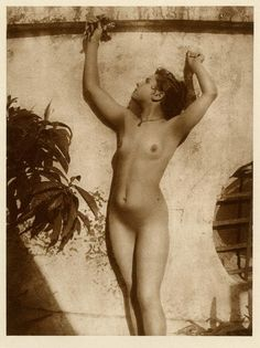 Old time nudist photos consider