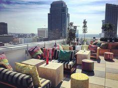Monkey Board Is New Orleans' Best Rooftop Restaurant