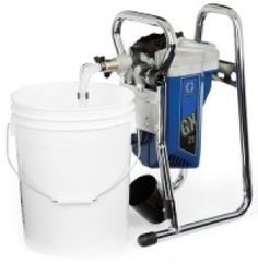 The No 1 Airless Paint Sprayer used by Professional Painters World Wide. Robust, portable, durable spray paint out of the bucket. Paint Sprayers, Professional Painters, Watering Can, Handle, Exterior, Painting, Painting Art, Paintings, Outdoor Rooms