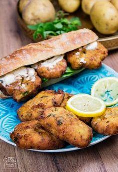 Maaqouda - Kartoffelplätzchen