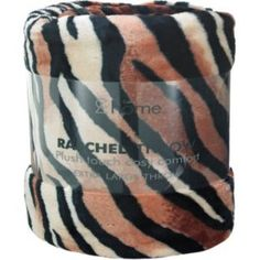 Buy Catherine Lansfield Tiger Throw - Multicoloured at Argos.co.uk - Your Online Shop for Blankets, bedspreads and runners.