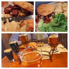 Petoskey Brewing #craftbeer #burgers #restaurantweek