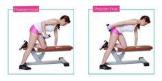 segundo ejercicio para eliminar la flacidez de los brazos