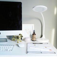 Styling your workspace  www.lovinglittlesblog.com
