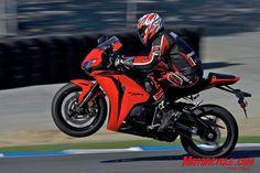 cool 2008 Honda CBR1000RR Review   Motorcycle
