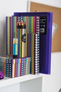 New! Carnival Back to School Stationery