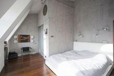 Tetőtéri lakás szép ablakokkal - 97nm belső két szinten