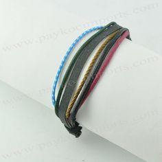 Owl Layered Wristband - Buy 4 get 1 FREE! - Paykoc Imports, Inc.