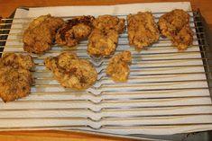 Chicken fried venison backstrap
