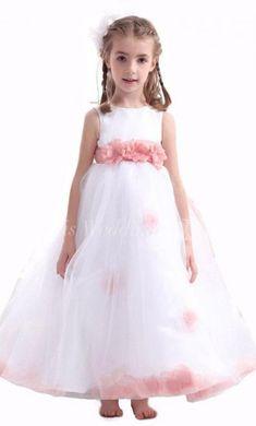 5823361ab97 Super Ideas Wedding Dresses Vintage A Line Flower Girls