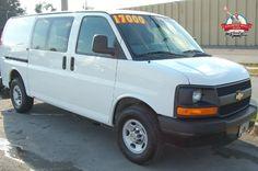 2014 Chevrolet Express 2500 $17000 http://www.countryhillolathe.com/inventory/view/9559657