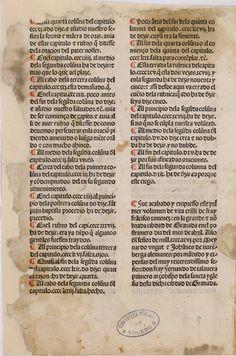 La imprenta incunable en Andalucía – Identidad e Imagen de Andalucía en la Edad Moderna