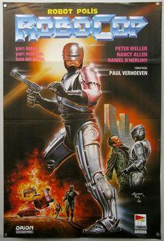 RoboCop: Turkist movie poster