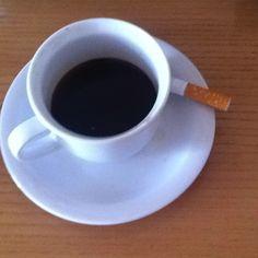 #coffee and #nicotine