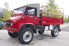 1969 Mercedes-Benz Unimog 404S For Sale