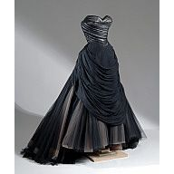 """Swan"" ballgown by Charles James, c1954"