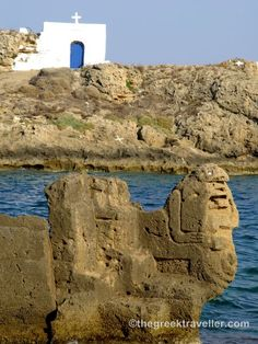Vrikolakonisia islet where people with plague were sent there near Skyros island, Sporades, west Aegean sea, Greece Greek Art, Greek Islands, Island Life, Beaches, Mount Rushmore, Greece, Landscapes, Mountains, People