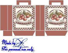 Boxes and Bags Mini Printables - de wissel - Picasa Web Albums