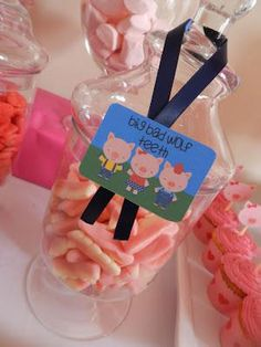 """The Three Little Pigs"" Themed Party by Leegirlpretties - Paperblog"
