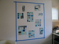 How to make a quilting design wall - Oh Fransson