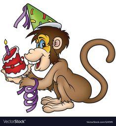 Tigger, Adobe Illustrator, Monkey, Disney Characters, Fictional Characters, Happy Birthday, Pdf, Illustration, Free
