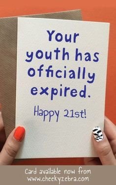 Best birthday gifts for best friend cards Ideas 21st Birthday Quotes, 21st Birthday Cards, Happy Birthday Friend, Humor Birthday, Birthday Bash, Birthday Greetings, Birthday Ideas, Birthday Recipes, Birthday Crafts