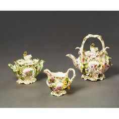Cream jug | Coalport Porcelain Factory | V&A Search the Collections