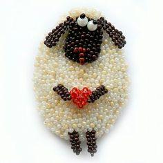 Романтичная овечка