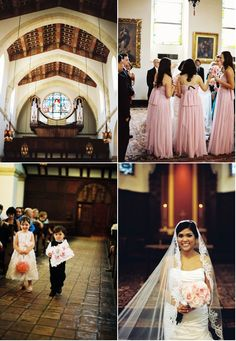 Beautiful Wedding at #KnowlesChapel - Winter Park, FL #RollinsCollege