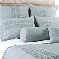 Allegra bedding from Pom Pom at Home -- wonderfully soft linen bedding #pompomathome