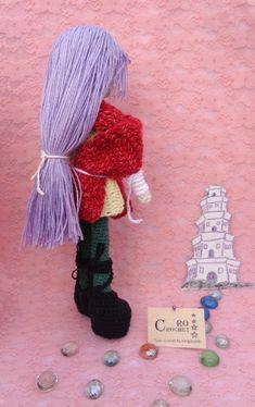 Crochet Necklace, Jewelry, Knights, Amigurumi, Jewlery, Jewerly, Schmuck, Jewels, Jewelery