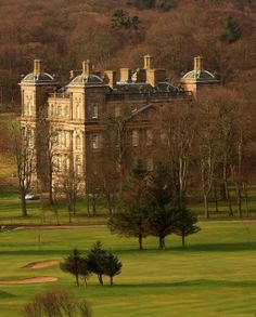 Scottish Palladian Architecture, William Adam, Duff House, 1735-40., Stop for a cup of tea at the Duff House (Aberdeenshire)
