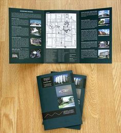 Architect Brochure Designs For Your Inspiration - Creatives Wall Architecture Business Cards, Form Architecture, Graphic Design Brochure, Brochure Design Inspiration, Design Ideas, Pamphlet Design, Commercial Design, Brochures, Editorial Design
