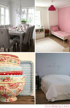 love the dining room  ... og de nominerte i kategorien INTERIØR OG HVERDAG er... | NIB - Norske interiørblogger