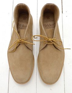 \\ Tricker's for Junya Watanabe Comme des Garcons Desert Boots