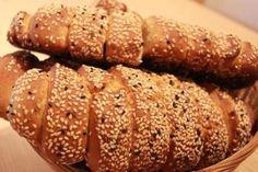 Easy Cake Recipes, Sweets Recipes, Baking Recipes, Desserts, Starbucks Banana Bread, Greek Bread, Cyprus Food, Greek Cookies, Greek Pastries