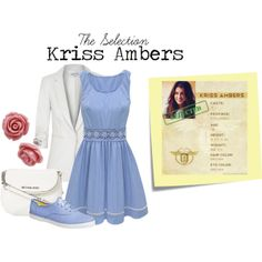 """Kriss Ambers"" by charlizard on Polyvore"