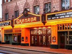 Granada Theater, Santa Barbara, CA