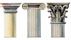 What do we know about ancient Greek culture? What do we know about ancient Greek culture? Ancient Greek Architecture, Roman Architecture, Architecture Portfolio, Ancient Greek Buildings, Victorian Architecture, Corinthian Order, Corinthian Columns, Porch Pillars, Architectural Columns