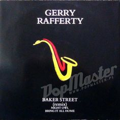 Gerry Rafferty Baker Street (Remix) 12EM 132  http://popmaster.pl/