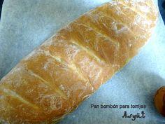 Pan bombón de Asyut para hacer torrijas.