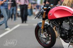 LouisCafeRacer75 - Jubiläumsbike - Ducati Sport 1000 #Ducati #Marcuswalz #Motorrad #Motorcycle #Motorbike #louis #detlevlouis #louismotorrad #detlev #louis