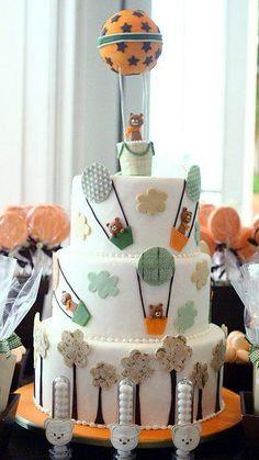 Vera Figueredo, faz bolos fantásticos :-)