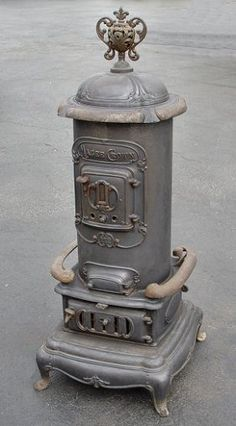 how to make a cast iron stove stage prop | 1775036_1_m.jpg