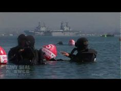 US Navy SEALS BUD/S 2nd Phase (Diving)