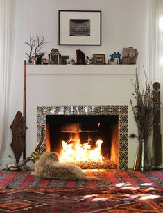 For a Cozy Evening By the Fire with Friends: A Warm, Autumn Playlist